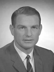 Donald R. Getty, 1968, Provincial Archives of Alberta photo PA3210