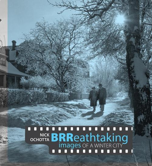 BRReathtaking Images of a Winter City poster, PAA Photo # OCH5965