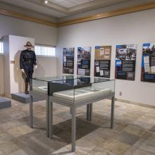Let Justice Be Done: The Alberta Provincial Police, 1917-1932 Exhibit, Provincial Archives of Alberta